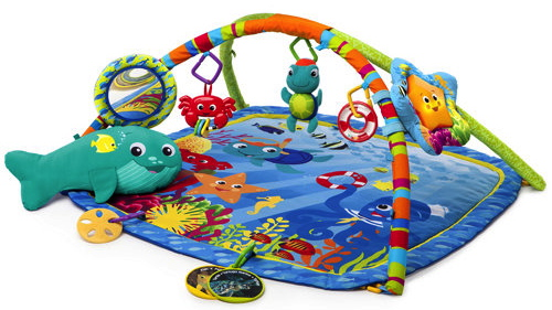 Baby Einstein Nautical Play Gym
